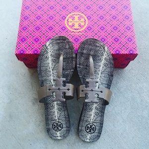{Tory Burch} Moore Flat Thong Sandals