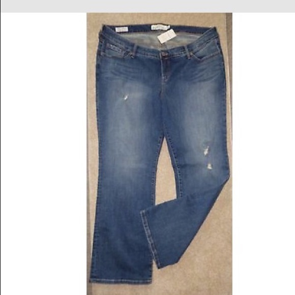 b658ee5dd49 NWT Torrid relaxed boot cut jeans. Plus size 18