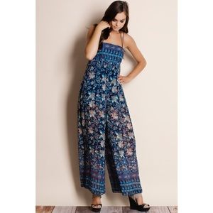 Bare Anthology Pants - Printed Jumpsuit