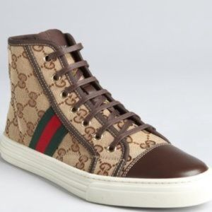 Authentic Gucci HighTops