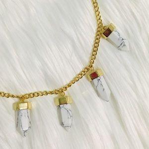 CC Skye Jewelry - The Desert Storm Howlite Necklace by CC Skye
