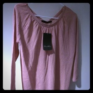 Pink Blouse from Zara