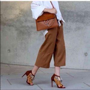 8b0f1d41 Zara Shoes | Multi Color Fringe Sandals 6 | Poshmark