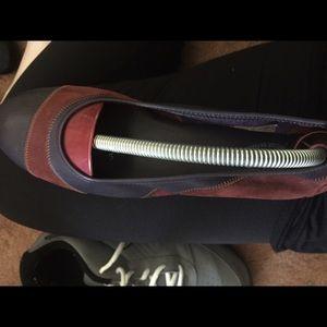 Arche Shoes - Arche Ln suede flats