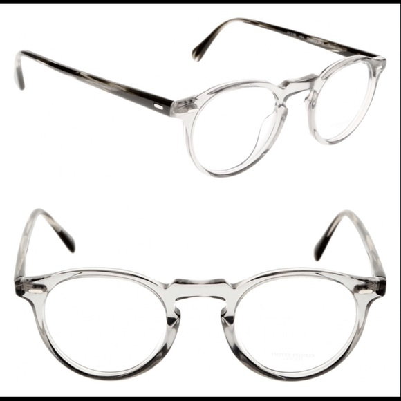 3375a059c6c9 OLIVER PEOPLES UNISEX GREGORY PECK GLASSES
