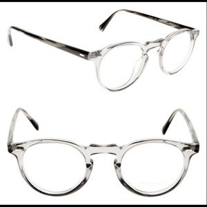 Oliver Peoples Accessories - OLIVER PEOPLES UNISEX GREGORY PECK GLASSES