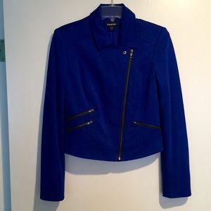 bebe Jackets & Blazers - Bebe ponte Moto biker jacket