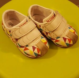le Coq Sportif  Other - Le Coq Sportif toddler shoes in Size 4