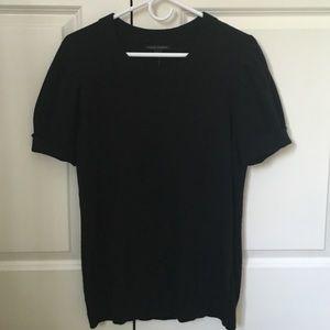 Knit Short Sleeved Shirt