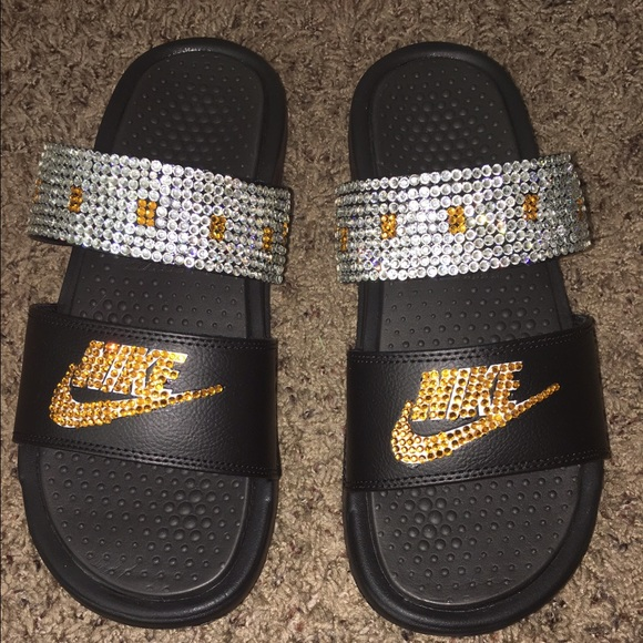 purchase cheap 52288 29d75 Double strap Nike Sandal NWT