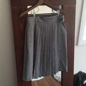 Pleated skirt forever 21