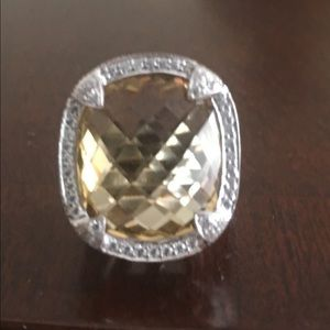 Jewelry - ***SOLD***Champagne Quartz ring