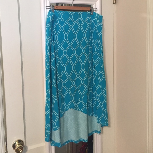 63 threads 4 thought dresses skirts turquoise