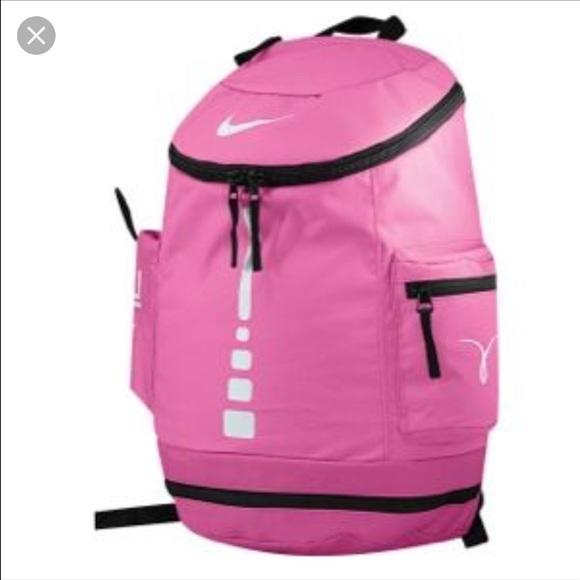 ISO PINK NIKE ELITE BAG b9b77affa7337