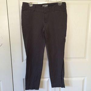 Old Navy Pants - Grey Pixie Pants
