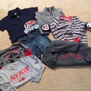 Boy's clothing bundle #3 (size 5)