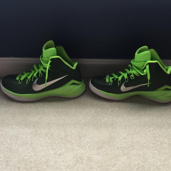 ... 50% off Nike Shoes - Nike Lunarlon Basketball Sneakers from Bre's  closet on Poshmark; NIKE HYPERDUNK LUNARLON MENS ...