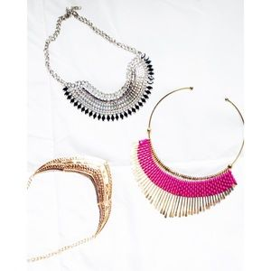 Jewels of the day By Lina Jaramillo Jewelry - Statement Necklace Bundle🎀