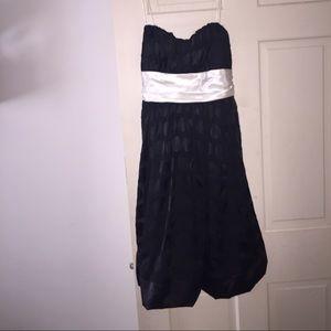 Speechless Dresses & Skirts - Black and white prom dress