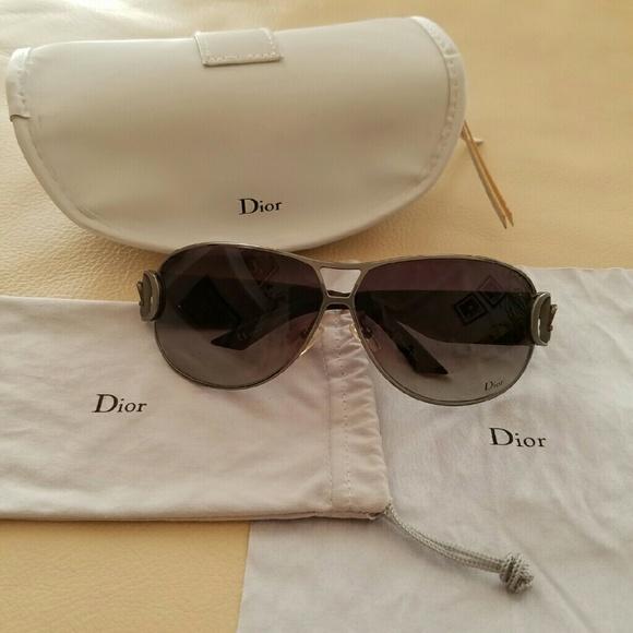 476fb395205 Dior Accessories - Authentic Christian Dior Buckle 2 Sunglasses.