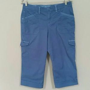 Gloria Vanderbilt Pants - ⤵⤵⤵Gloria Vanderbilt lightweight Soft Blue Capris