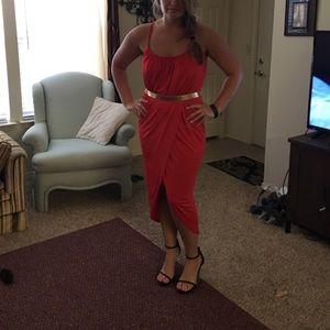 Beautiful goddess dress