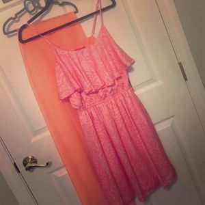Lilly Pulitzer by Target Jungle Orange Dress NWT