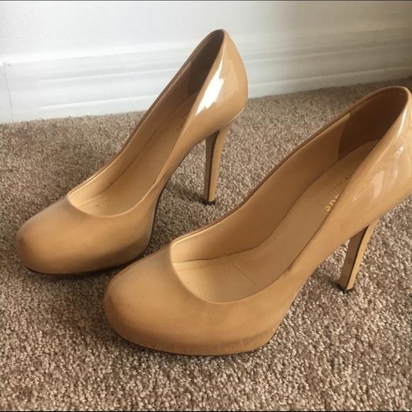 aaf6da156755 kate spade Shoes - Kate Spade Lori Platform Pump 6.5 Tan Nude