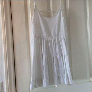White Jada Dress