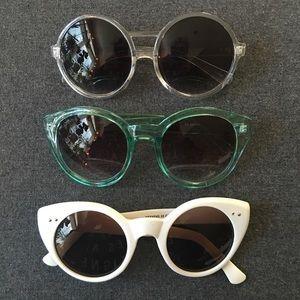 A.J. Morgan Accessories - Summer Round Sunglasses Bundle