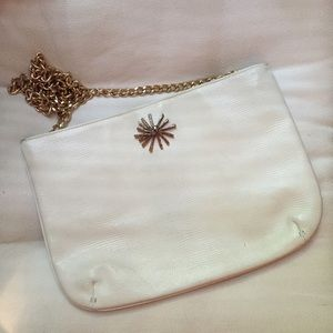 Zara Handbags - Vintage Leather Crossbody Clutch VERY ORIGINAL