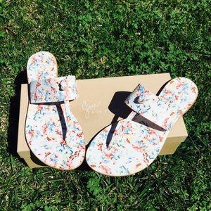 {Joie} LIMITED EDITION A La Plage Sandals