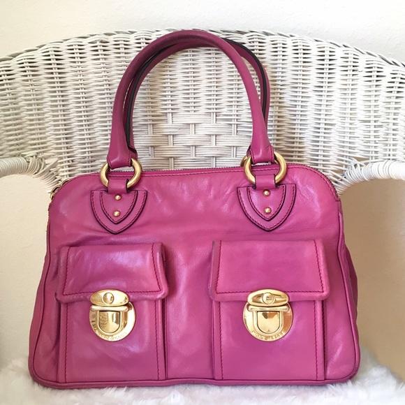 Authentic Marc Jacobs Blake Handbag. M 5782d9d65a49d0f4f601179f 21fa939951ae2