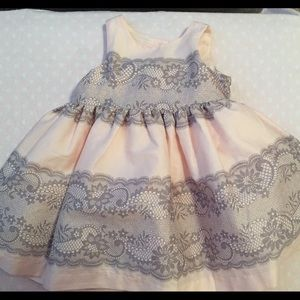 Janie and Jack dress size 12
