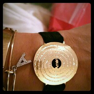 Jewelry - The Lord's prayer ENGLISH bracelet