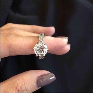 Jewelry - 3 Carat Brilliant Engagement Ring