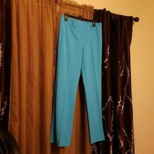NY & Co Aqua Blue Pants