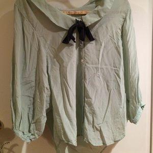 Adorable School girl blouse
