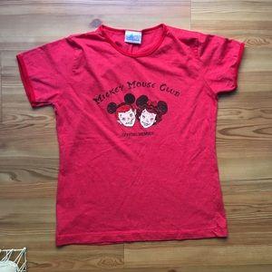 Disneyland Tops - Vintage Disneyland Mickey Mouse Club shirt Small