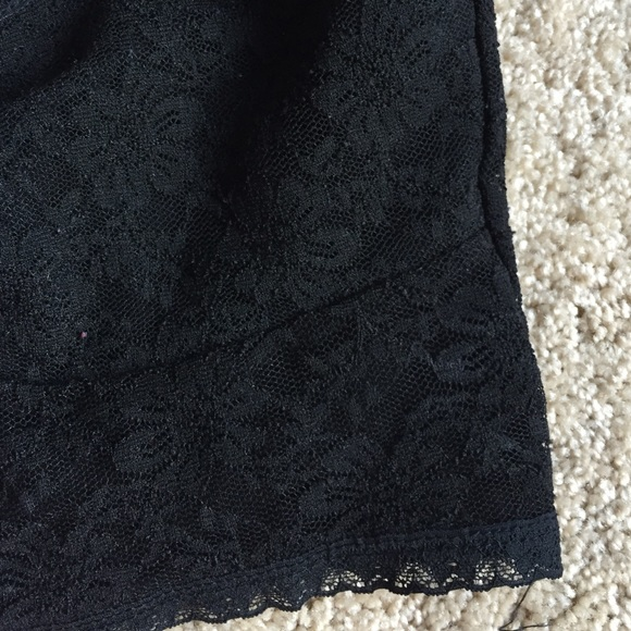 Forever 21 Intimates & Sleepwear - Forever 21 Black Lace Bralet