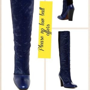 Derek Lam Shoes - Derek Lam 10 Crosby Carmen Genuine Calf Hair Boot