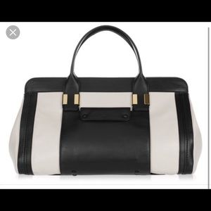see by chloe replica - Black Chloe tote on Poshmark