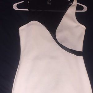 Forever 21 Dresses - Beautiful white and black dress, never worn