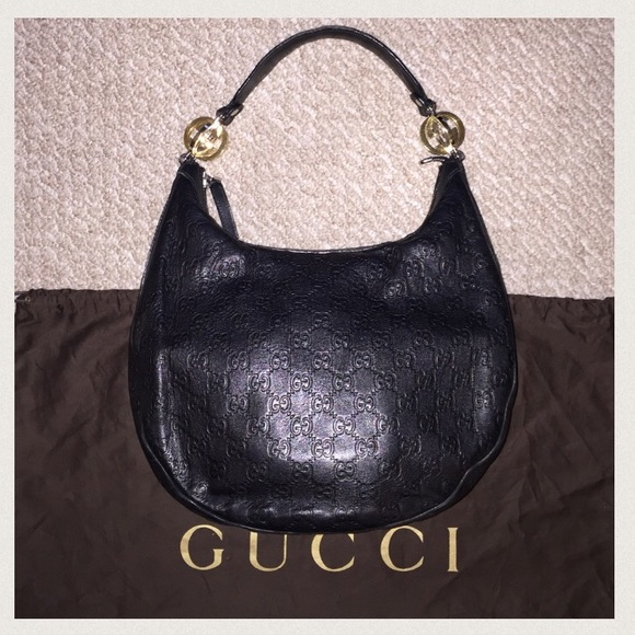 f297ab1a679f Gucci Handbags - SALE!!! GUCCI Guccissima GG Twins Medium Hobo