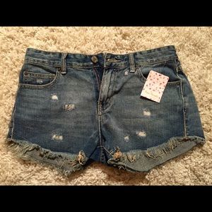 New With Tags Free People Shorts Size 26