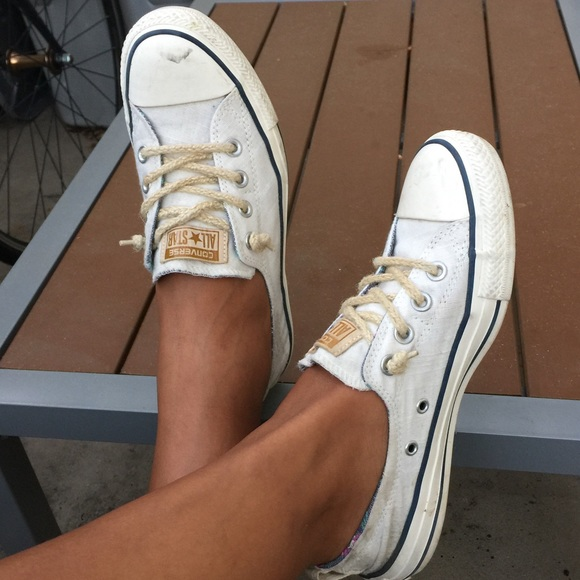 2ca5c8a3131b Converse Shoes - Converse Shoreline Slip Ons