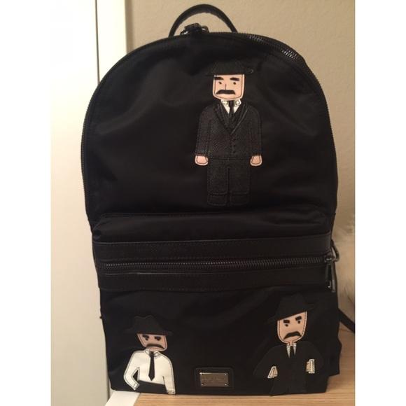 a78cb8530485 Dolce   Gabbana Handbags - Dolce Gabbana Volcano backpack