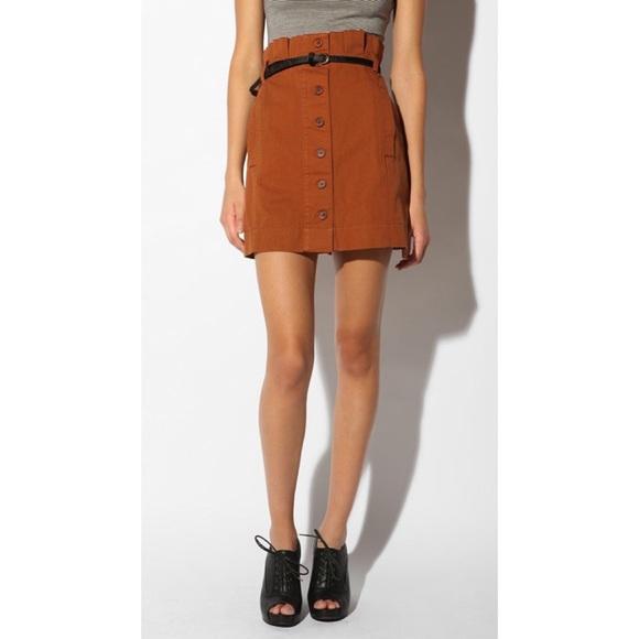 f01b86af3 Kimchi Blue Skirts | Buttonfront Skirt | Poshmark