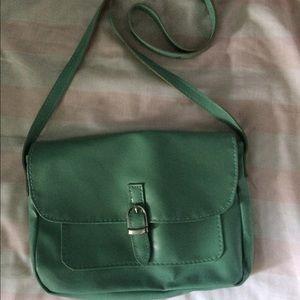 Handbags - Teal crossbody bag
