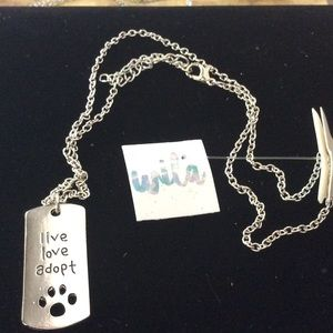 Wila Jewelry - 🐾ADOPT necklace.🐾FINAL